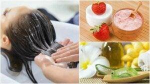 Slik rehydrerer du ut håret ditt med fem naturlige hårmasker