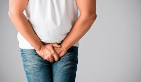 Å holde igjen urinen
