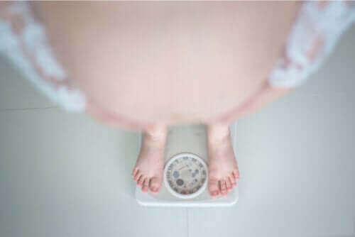 Vanskelighetene med fedme under graviditeten
