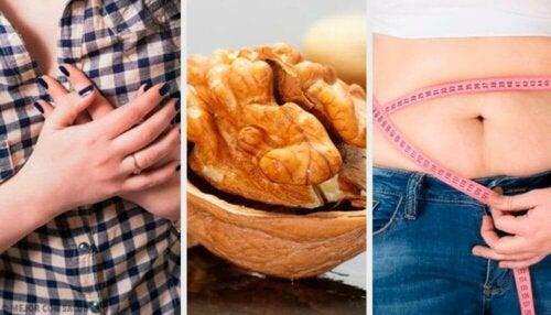 Tørket frukt og nøtter kan hjelpe deg med å gå ned i vekt