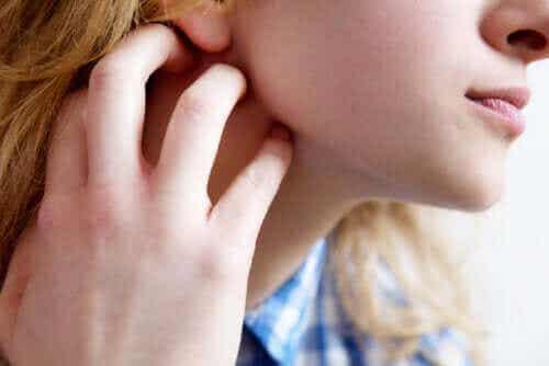 Symptomer, årsaker og anbefalinger for kløende hud