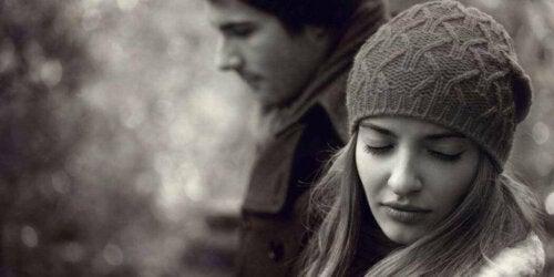 Mann og kvinne.