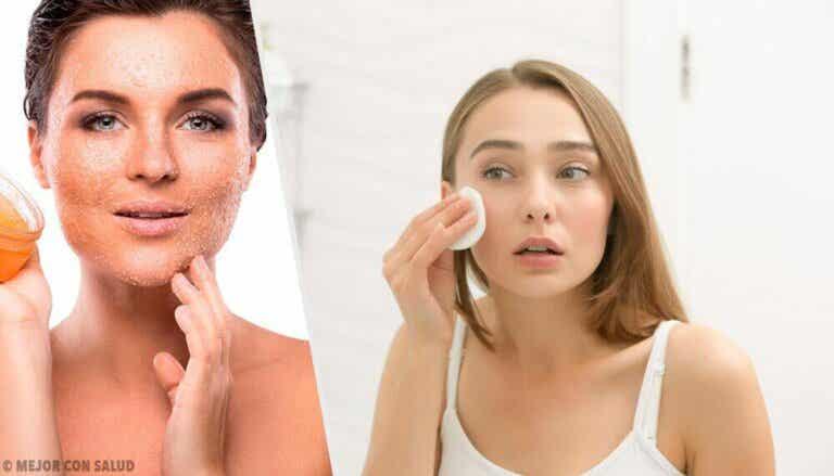 Tips for å behandle tørr hud en gang for alle