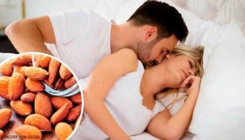 Åtte naturlige afrodisiakum for menn