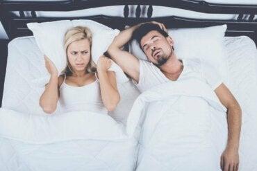 Vaner som hjelper deg med å takle søvnapné