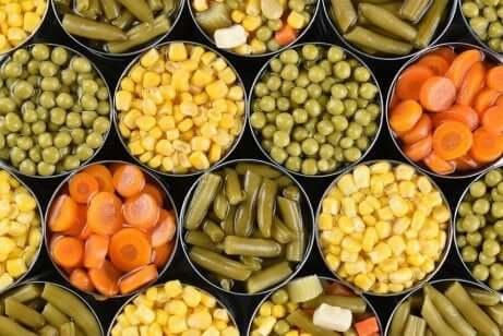 Hvilke matvarer fører til tretthet og utmattelse?