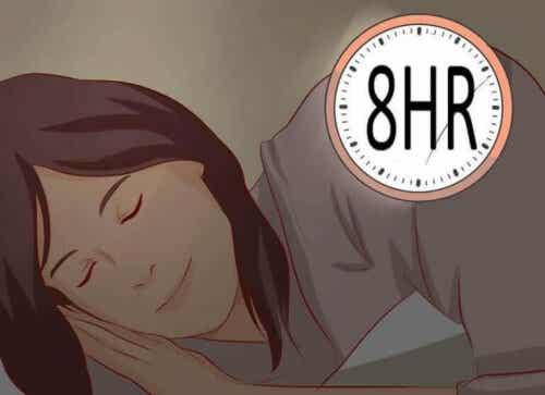 Slik kan du få en god natts søvn