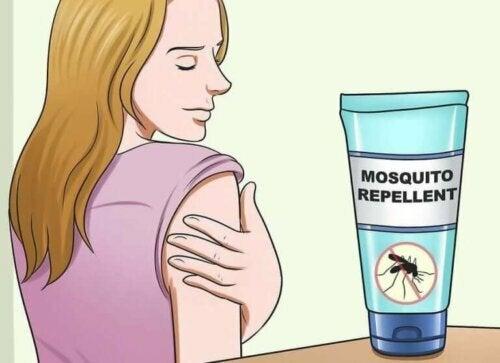 Hvordan lage et naturlig hjemmelaget myggmiddel