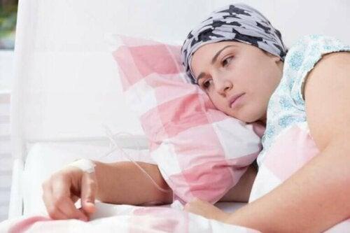 Kreft påvirker emosjonell helse, ikke bare fysisk