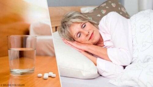 Risiko og bivirkninger av sovepiller