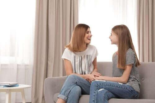 Strategier for å fremme sunne vaner hos tenåringer