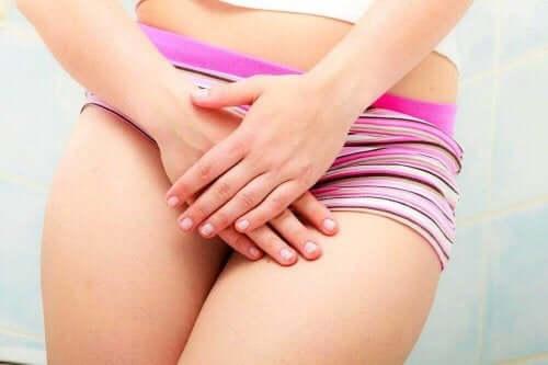 Vulvitt er en av årsakene til vaginal kløe