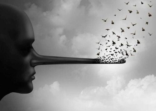 Tips som vil hjelpe deg å vite om noen lyver