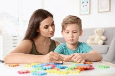 Barn med autisme: 4 viktige øvelser