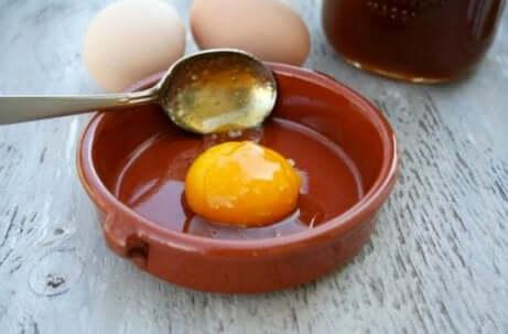 Egg for mykt og sunt hår
