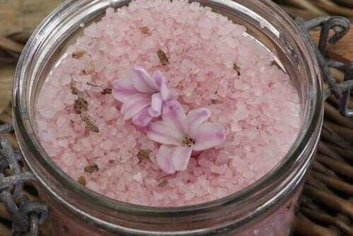 Fleur de sel.