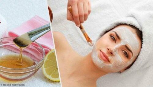 Prøv disse maskene mot hudproblemene dine!