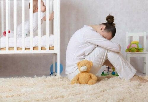 Slik kan du gjenkjenne og behandle fødselsdepresjon