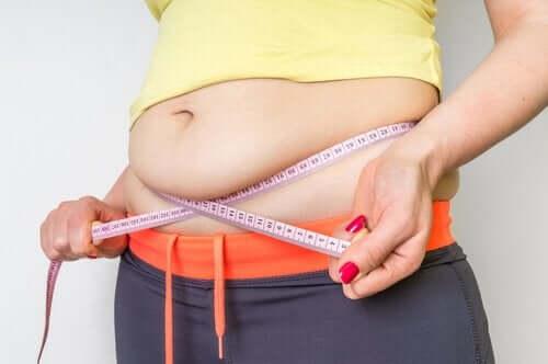 For mange dårlige karbohydrater kan føre til vektøkning