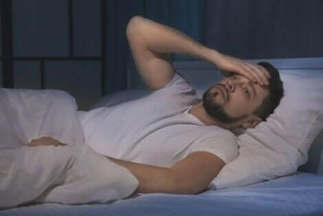 Søvnløshet på grunn av stress