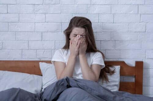 Søvnløshet på grunn av stress: Hva kan du gjøre med det?