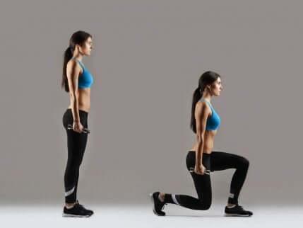Øvelser for å bygge benmuskler