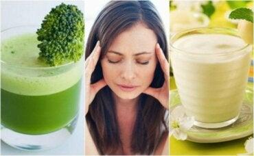 Naturlige juicer som bekjemper stress og smaker godt