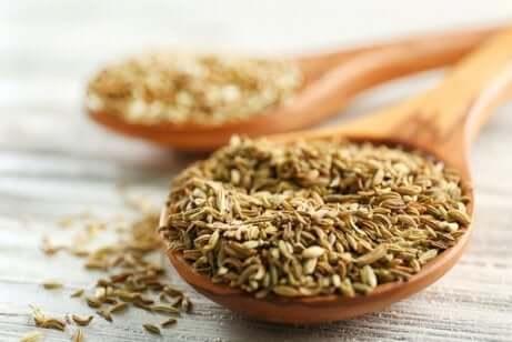 Spisskummin er et krydder med betennelsesdempende egenskaper