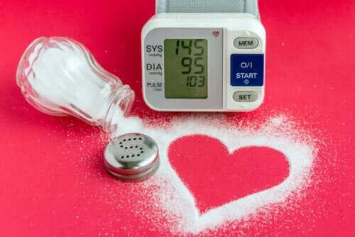Støtt hjertet ditt med seks typer mat med lite natrium