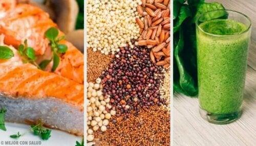 Syv matvarer som øker følsomheten for leptin