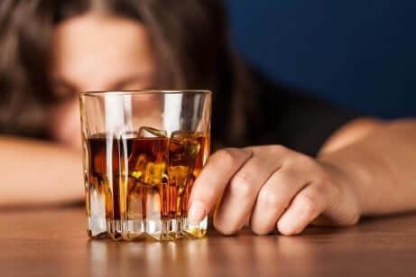 Alkohol for deg til å lide av gastroenteritt