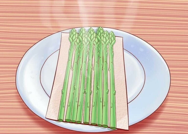 6 grunner til å spise asparges og hvordan tilberede den