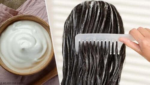 5 hårmasker med majones for luksuriøst mykt hår