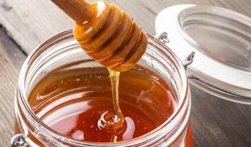 Honning.