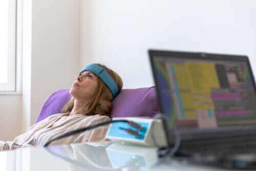 Biofeedback, en avslapningsteknikk for å bekjempe stress