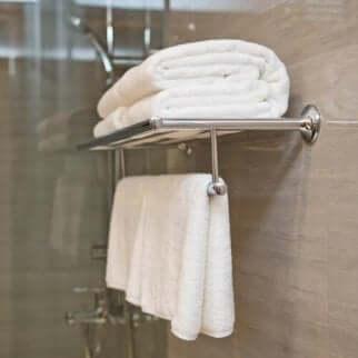 Håndklær går ut på dato og bør byttes