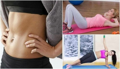 6 grunnleggende øvelser for sterke magemuskler