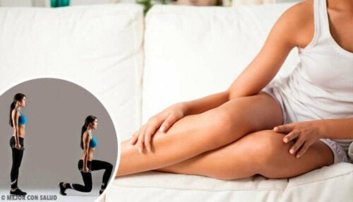 Effektive øvelser for å bygge benmuskler