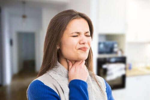 Alt om drøvelbetennelse og hvorfor det kan oppstå