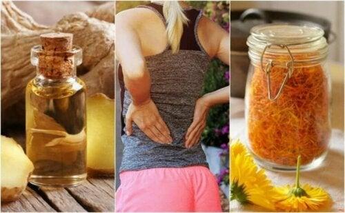 Berolige isjias med disse fem naturlige behandlingene