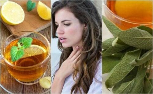 Tetthet i brystet – fem naturlige behandlinger