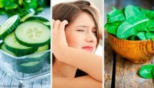 Hva bør du spise hvis du har hodepine?