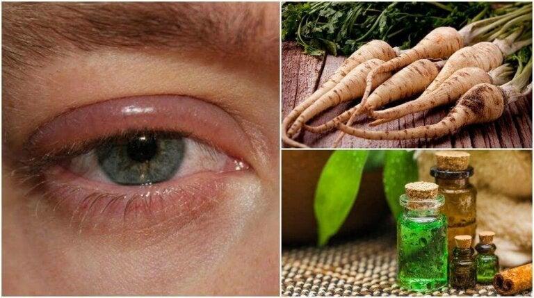 5 hjemmebehandlinger for å lindre hovne øyelokk