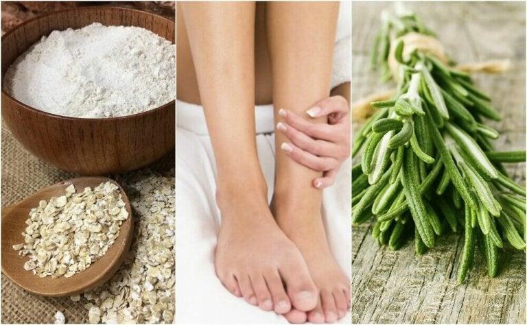 5 hjemmelagde behandlinger mot vond fotlukt