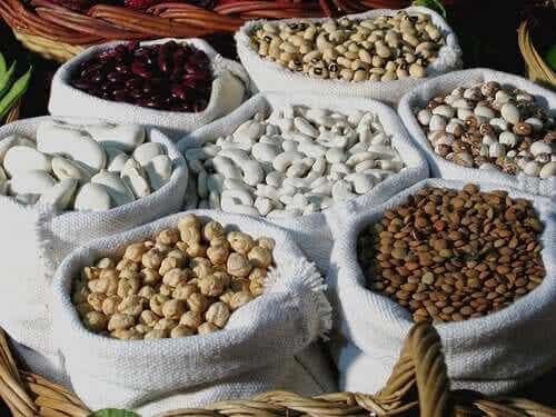 Hvilke typer næringsstoffer kan du få fra belgfrukter?