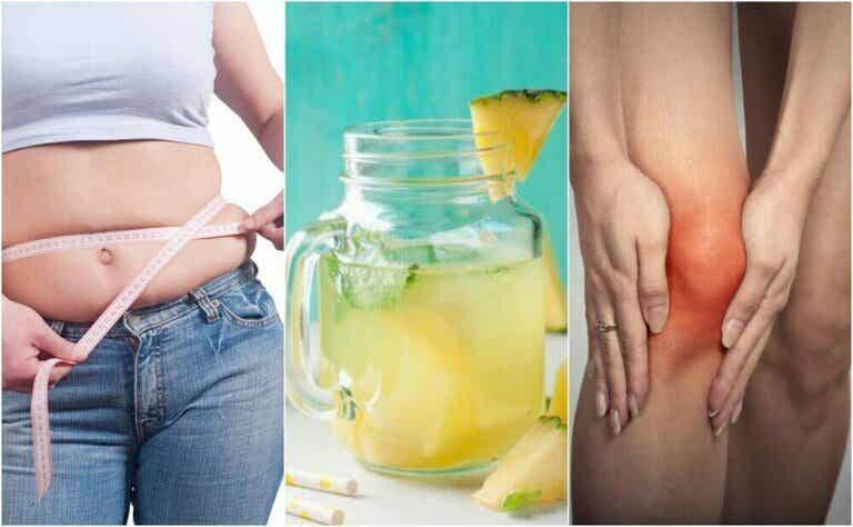 5 grunner til at du bør drikke ananasvann