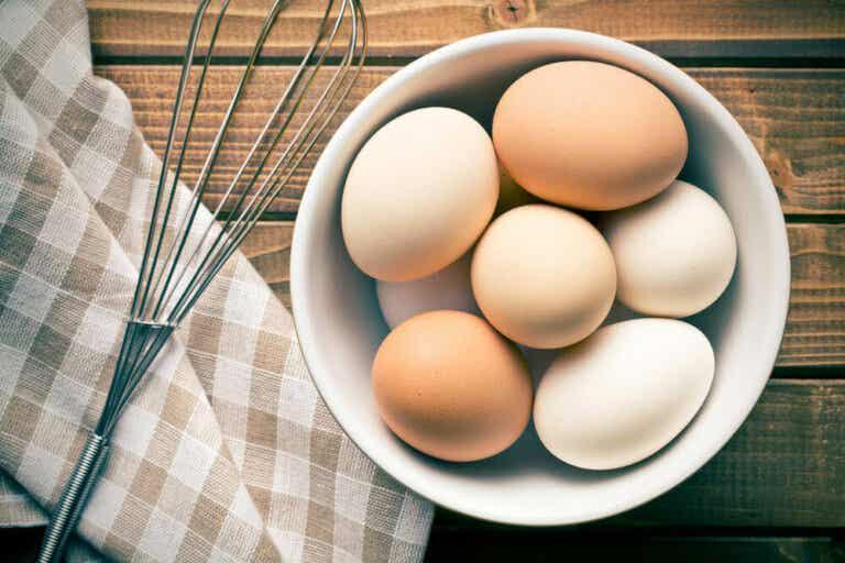 Hvordan kan man vite om et egg er ferskt?