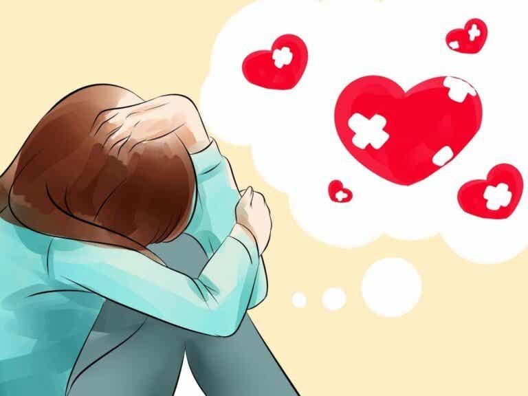 Frykten for å gå inn i et romantisk forhold igjen