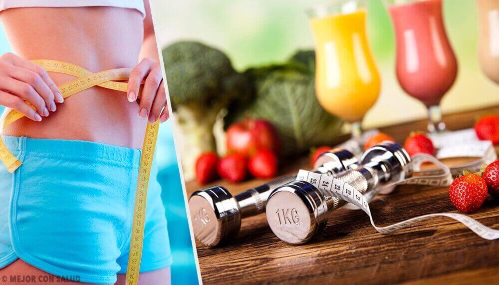 7 enkle tips for å gå ned i vekt etter ferien