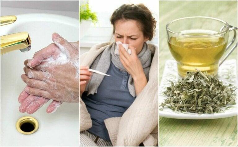 Hva du kan gjøre når du er hjemme syk med influensa